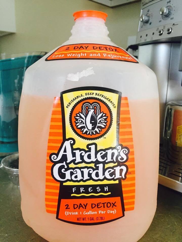 Arden 39 S Garden 2 Day Detox Review
