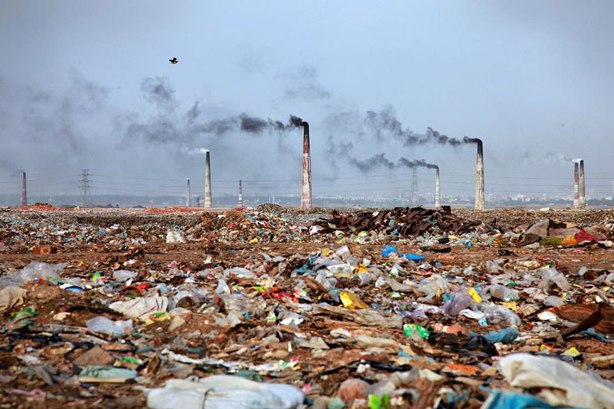 air pollution essay 1 Air pollution is a major problem facing our environment today this dilemma is harmful to every living creature on this planet how can we limit the causes of air pollution.