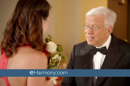Who invented eharmony