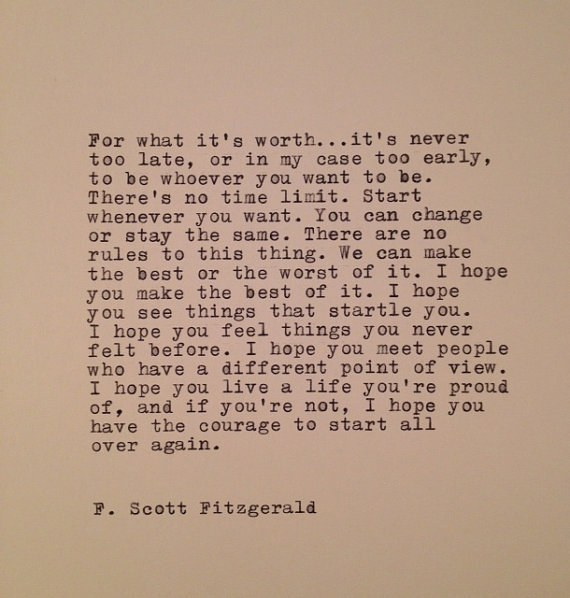 F Scott Fitzgerald Love Quote Gorgeous 15 Favorite Quotesfscott Fitzgerald
