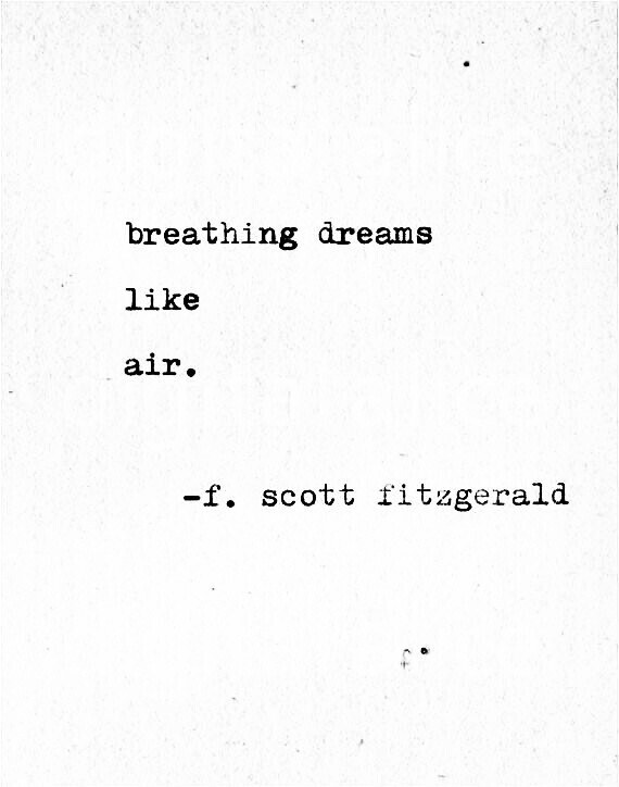 F Scott Fitzgerald Love Quote Glamorous 15 Favorite Quotesfscott Fitzgerald