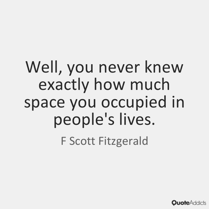 15 Favorite Quotes By F Scott Fitzgerald