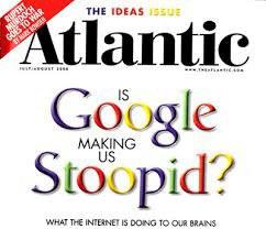 is technology making us stupid