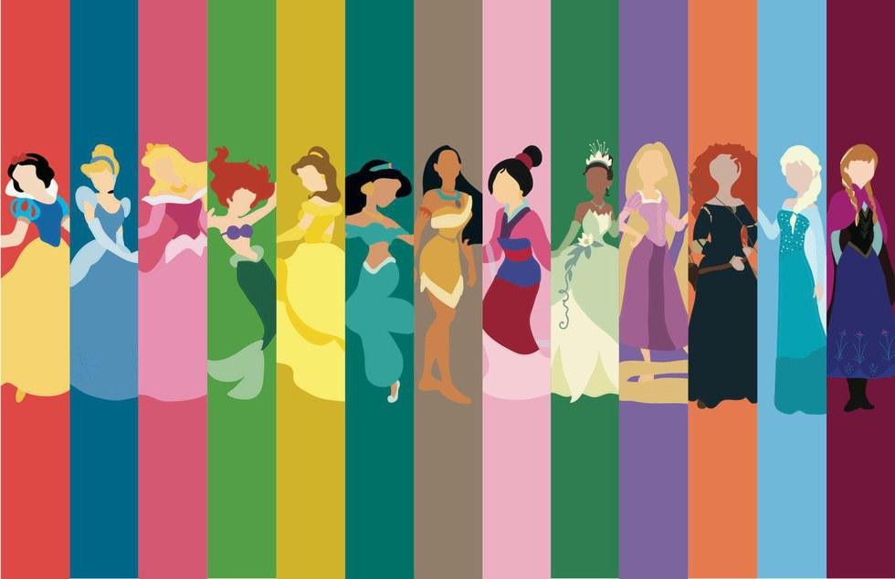 Does Your Favorite Disney Princess Define You