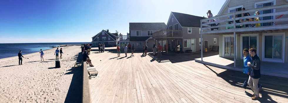 Fairfield U Beach Houses
