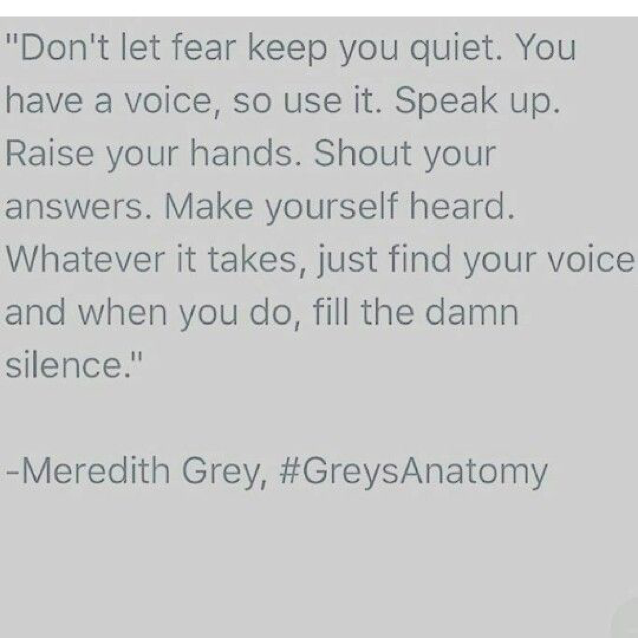 15 Greys Anatomy Quotes To Help You Ride Out The Pain