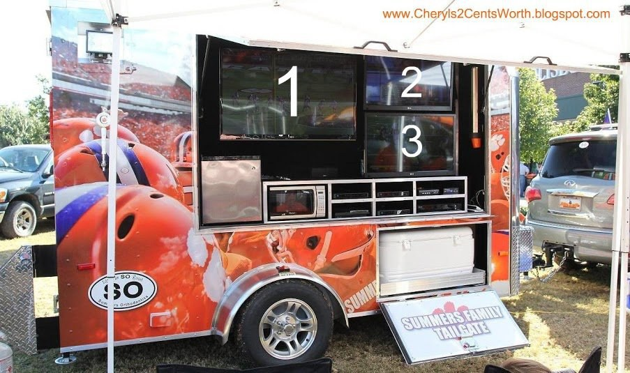 10 Things You've Seen If You've Been To A Clemson Tailgate