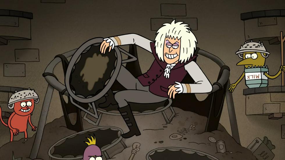 remembering regular show how a weird cartoon left a huge