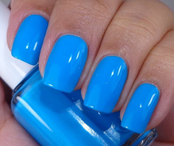 Blue Polish I Love Anything That Deals With The Ocean And Have Referred To Myself As A Mermaid On Multiple Occasions Beach Rather Be There