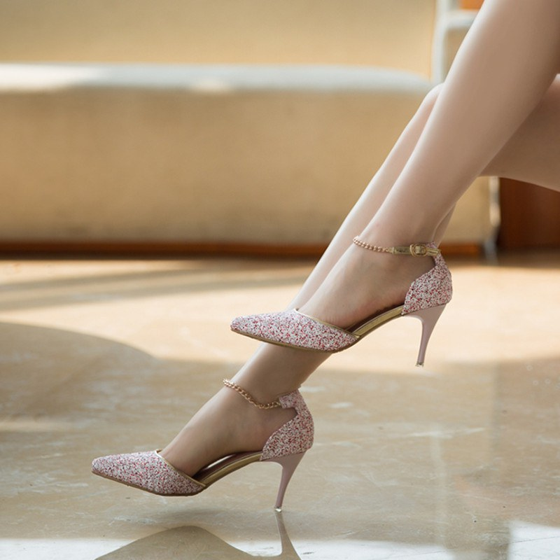 5 ways to make heels more bearable yes the classic 4 inch heel does not make the cut here in order to maintain proper order throughout your body and walk heels should not be higher than 3 thecheapjerseys Choice Image