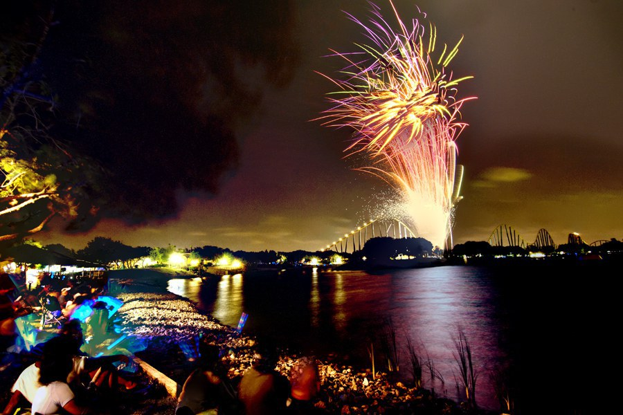 Best Places In San Antonio To Watch Fireworks on New Year ...