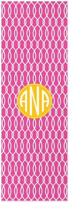 If you're looking to add some personalization and extra thought to your gift,  try having it monogrammed. All yoga enthusiasts love a new mat; ...