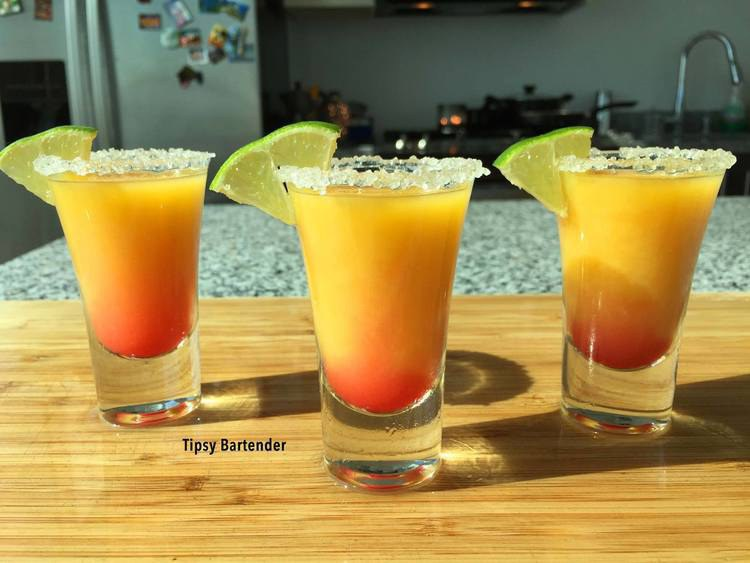 10 easy mixed drinks to make on a college students budget for Drinks you can make with tequila
