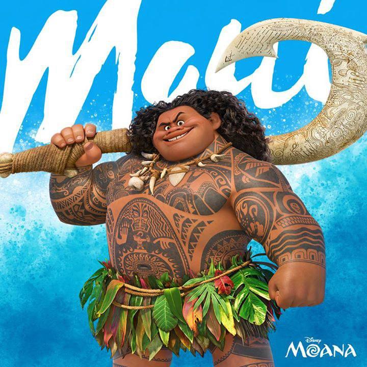 Putting the myth in 39 moana 39 for Disney s moana maui s magical fish hook