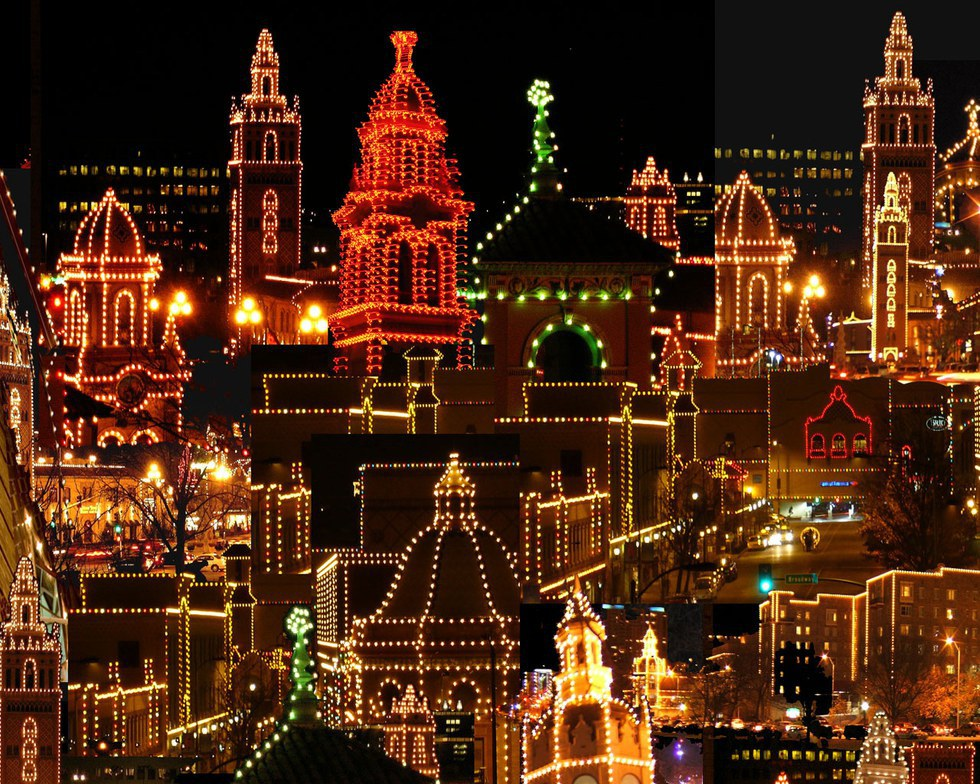 Of All Of Kansas Cityu0027s Holiday Traditions, The Best Known May Be Its  Annual Plaza Lights. Spanning Fifteen Blocks, The Spanish Inspired  Buildings Are Lined ... Idea