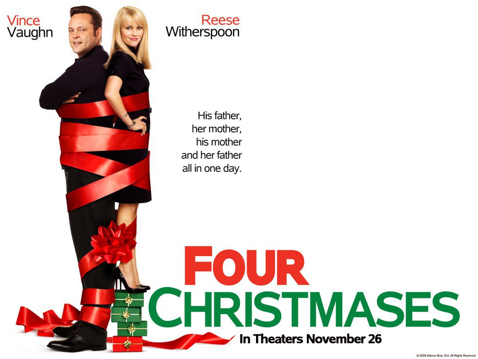 the chemistry between reese witherspoon and vince vaughn is undeniable in this film which makes it a great watch - Vince Vaughn Christmas Movie