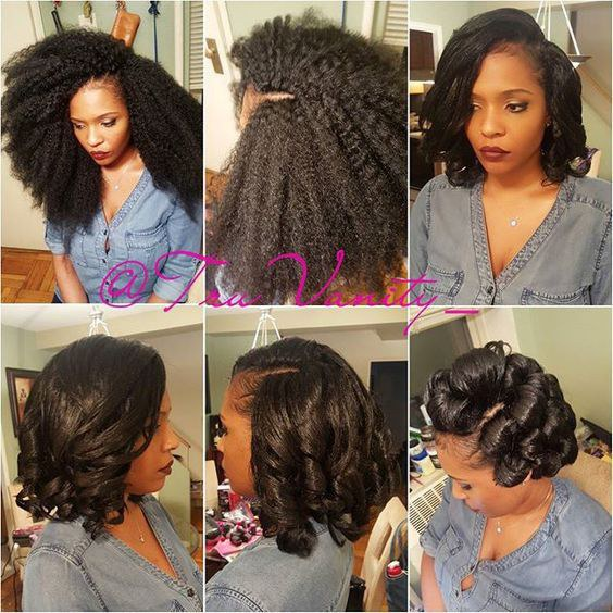 5 Tips For Keeping Up Crochet Braids