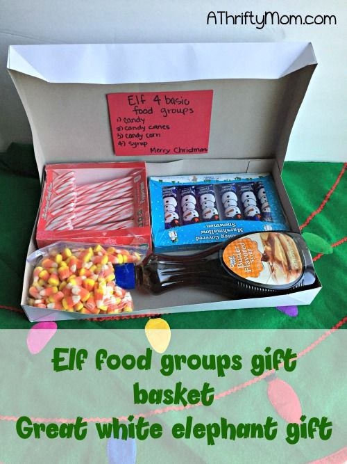 This is a great idea for all those Elf fans out there! - 10 Gift Ideas That Will Have The Whole Fam Laughing