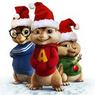 the christmas song by alvin and the chipmunks - Alvin And The Chipmunks Christmas Songs
