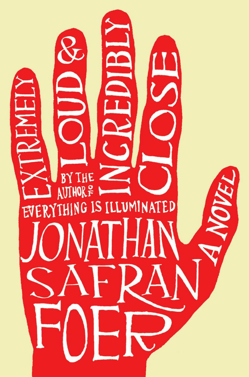 the importance of the letters in extremely loud and incredibly close a novel by jonathan safran foer Need help on themes in jonathan safran foer's extremely loud and incredibly close check out our thorough thematic analysis from the creators of sparknotes.