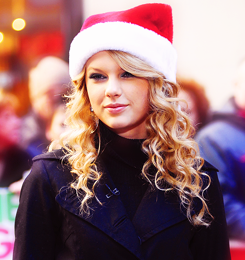 one of my few complaints about taylor is that she only released one christmas album and that was almost ten years ago but her cover of last christmas is - Taylor Swift Christmas Album
