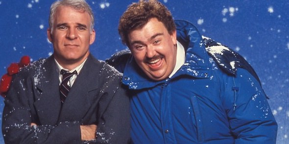 okay so this isnt a christmas movie its a thanksgiving movie but its still a great one to watch steve martin and the late john candy embark on a - Steve Martin Christmas Movie