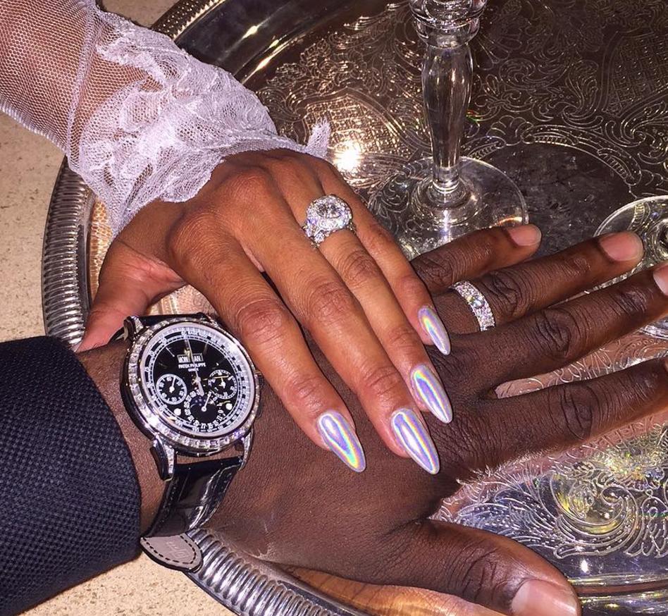 Breathtaking Celebrity Engagement Rings