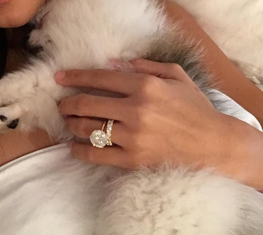 Breathtaking Celebrity Engagement Rings