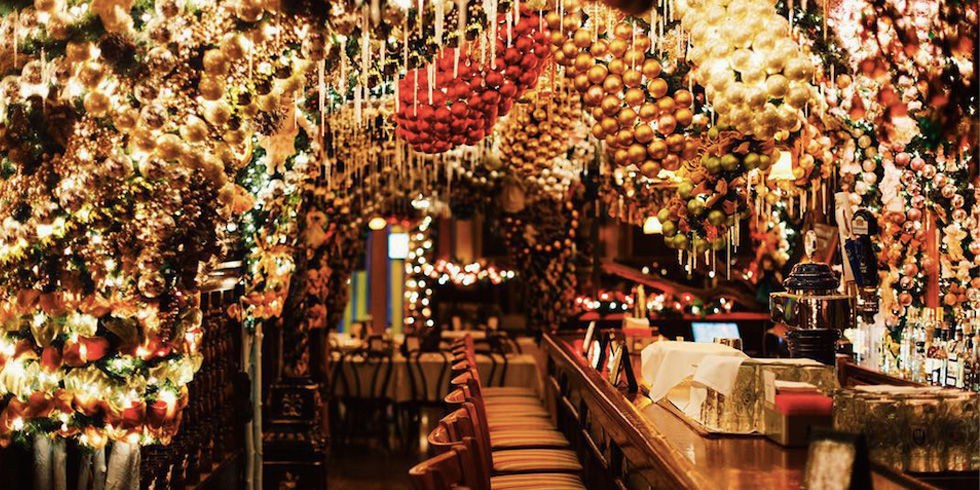 Things to do in new york city during the christmas season