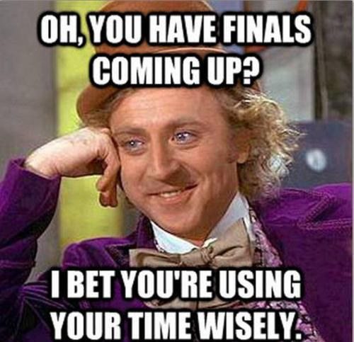 Image result for College Finals Week