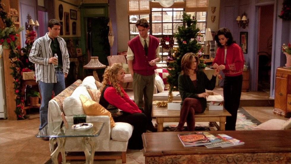 Friends Christmas Episodes.Friends Christmas Episodes