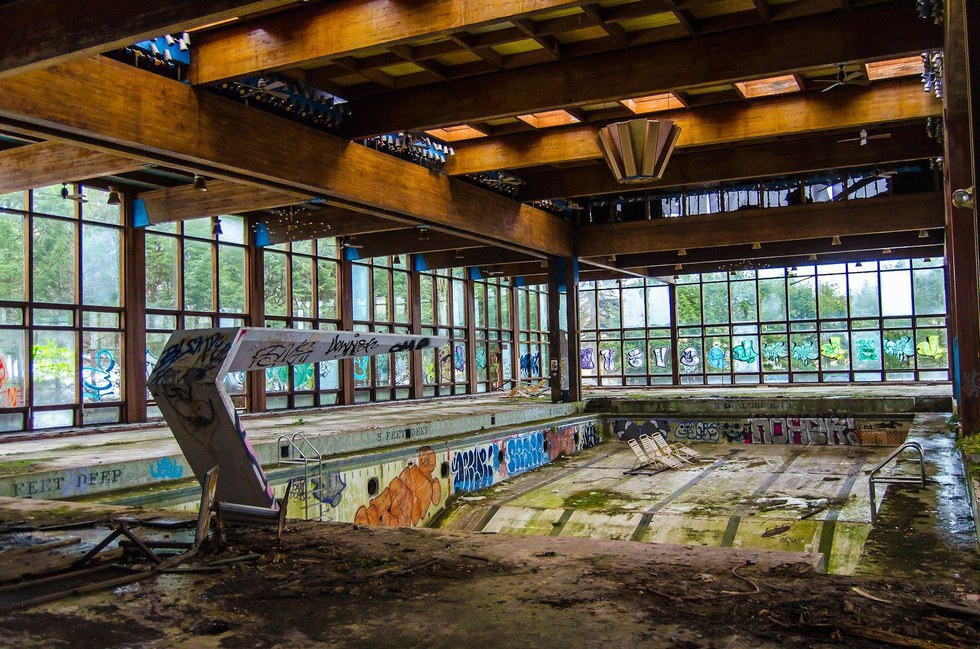 America S Greatest Abandoned Places That You Can Legally