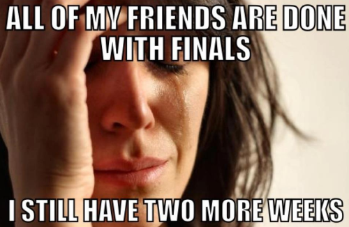 11 Memes You Will Relate To While Taking Finals