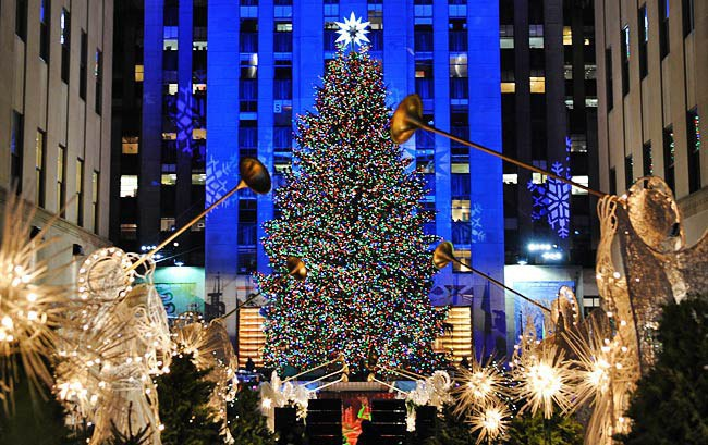 christmas events in manhattan