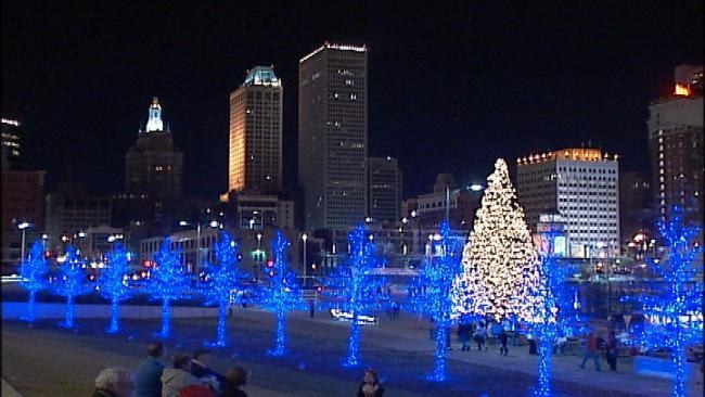 tulsa winterfest - Christmas Lights Tulsa