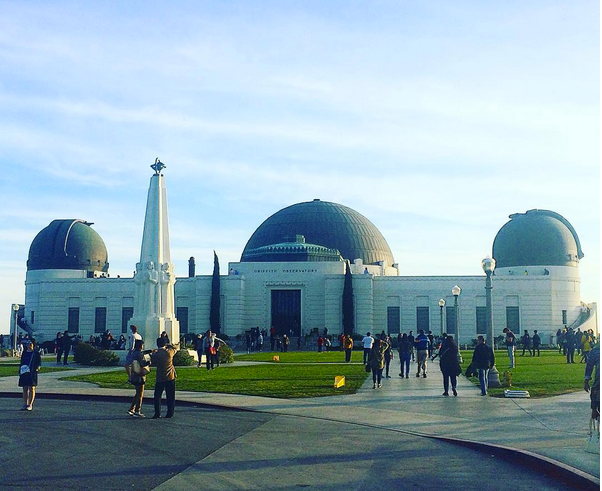 23rd Birthday Trip To Griffith Observatory