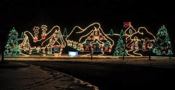 alum creek fantasy of lights delaware ohio - Christmas Lights In Dayton Ohio
