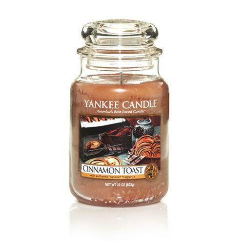Cinnamon Toast By Yankee Candle