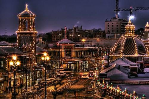 christmas in kansas city - Christmas Lights In Kansas City