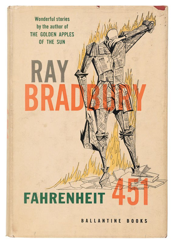 ray bradburys predictions about the future world in fahrenheit 451 Read this essay on bradburys predictions predictions ray bradbury's fahrenheit 451 portrays a materialistic is about the future of the world.