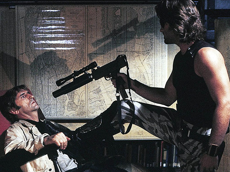 Sci-fi Cowboys in  Escape from New York  and  Escape from L.A.