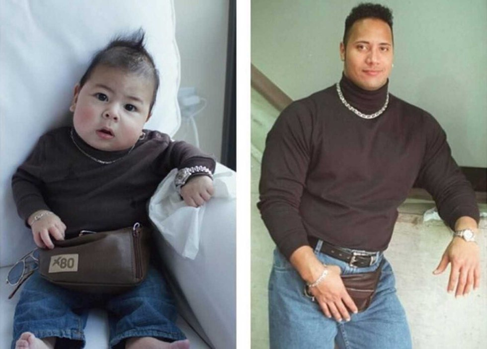 15 Reasons Why I Am Thankful For Dwayne The Rock Johnson