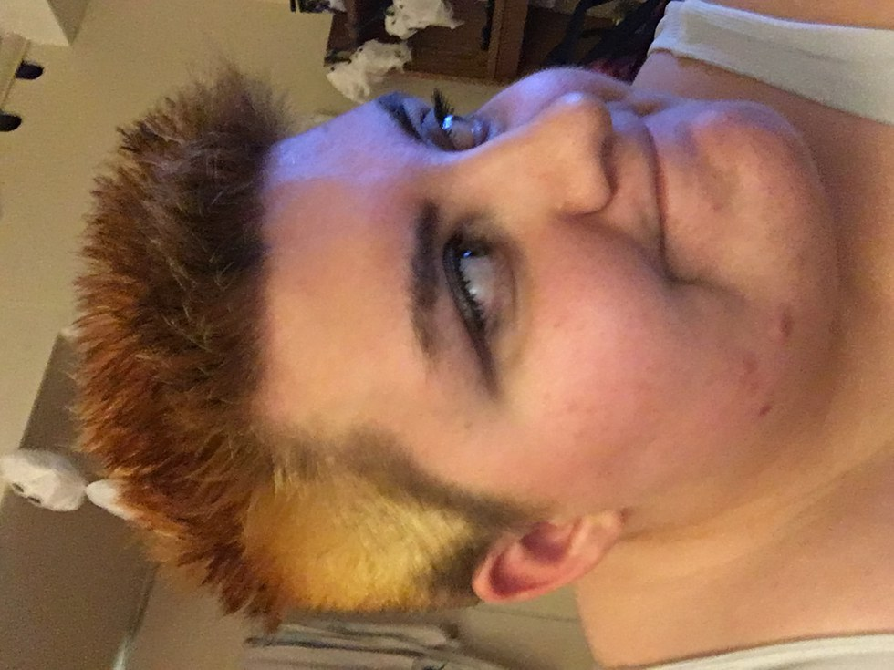 A Personal Experience With Splat Hair Dye