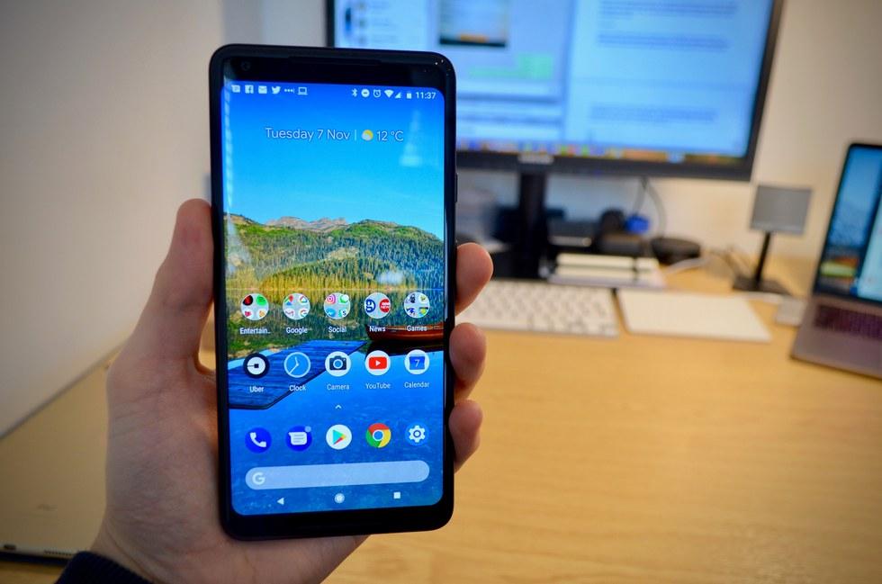 Pixel 2 XL review