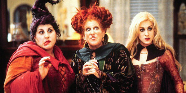 hocus pocus is a classic halloween movie i think it is definitely the a christmas story of halloween