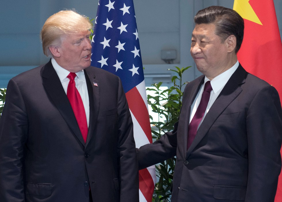 China's Xi fetes Trump on first day of Beijing trip
