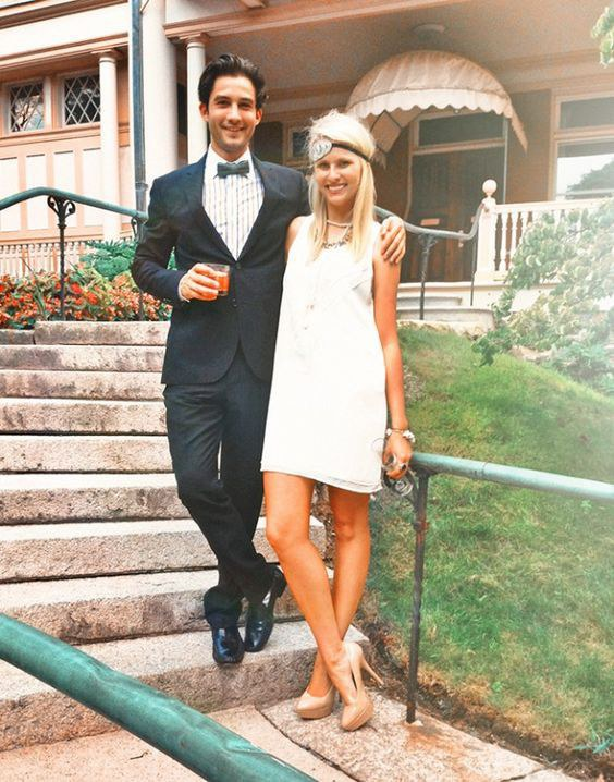 20 fun ideas for couples halloween costumes the great gatsby inspired costume solutioingenieria Gallery