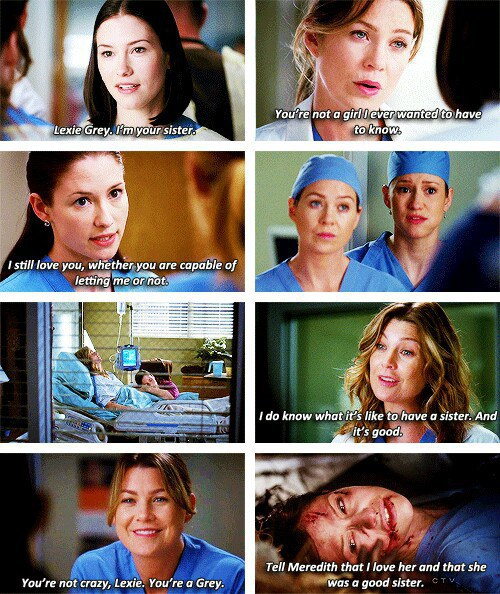 Life Lessons As Told By The Cast Of Greys Anatomy