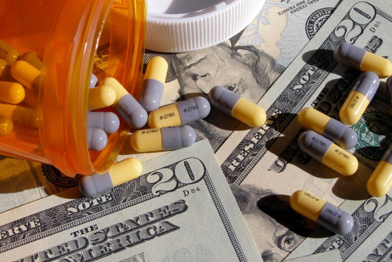 why are americans so dependent on prescription drugs