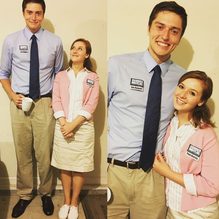 easy halloween couple costumes